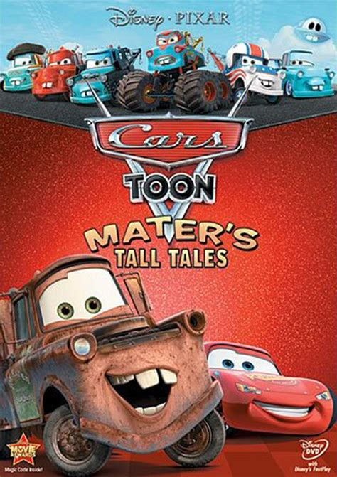 Cars Toon: Mater's Tall Tales (2010) Posters - TrailerAddict