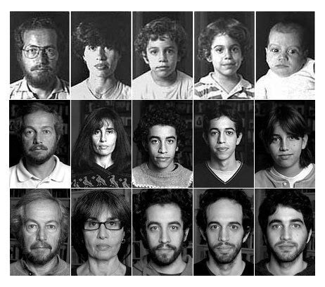 A Family Portrait 30 Years In The Making : The Picture